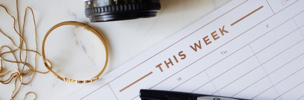 This Week Calendar